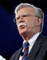 Bolton: Israel, U.S., Russia want Iran out
