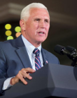 VP Pence joins rally for Kevin Stitt in Tulsa