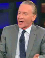 Bill Maher cracks racist again