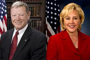Senators Inhofe and Landrieu