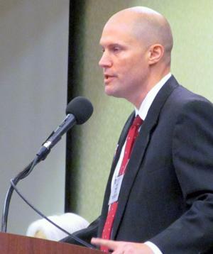 Dave Weston, Chairman, OKGOP