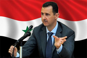 Bashar Assad of Syria