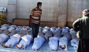SyriaKillings
