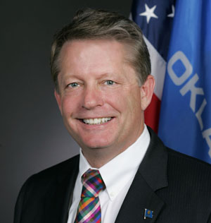 Mark Costello, OK Labor Commissioner