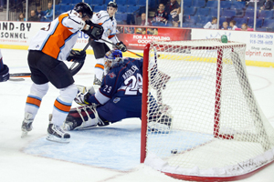Tulsa Oilers vs Missouri  Mavericks