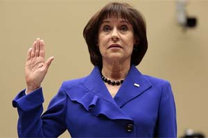 Lois Lerner before Congress