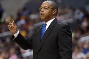Shock Coach Fred Williams