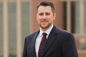 Jason Carini, Rogers County Treasurer elect