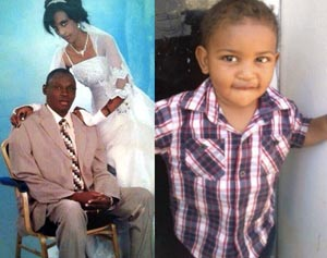 Ibrahim and Wani were married in a formal ceremony in 2011 and have an 18-month-old son, Martin, who is with her in jail.