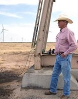 Are windmills losing support as facilities grow?