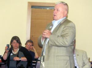 Tulsa County Assessor Ken Yazel.  Photo by David Arnett