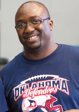 Oklahoma Defenders owner Lamar Baker