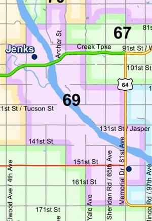 Oklahoma House District 69
