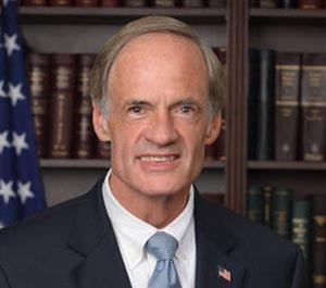 Sen. Tom Carper (D- Delaware)