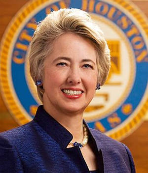 Annise Parker, Mayor, City of Houston