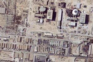 Parchin Compound satellite image - JP file, source: Reuters