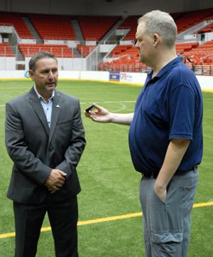 Revolution Coach David Yates interview with Rich Loham, Tulsa Today