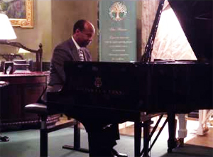 Donald Ryan at ORU Alumni event, Steinway Hall in NYC