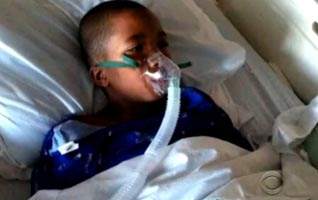 Jayden Broadway, 9, was diagnosed with EV-D68 in early October (http://www.cbsnews.com/videos/enterovirus-spreads-across-the-nation/)