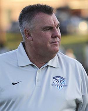 Coach David Irving