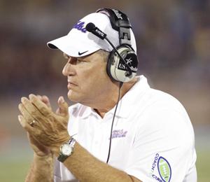 Coach Bill Blankenship