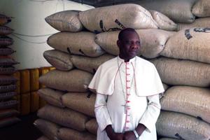 Bishop Oliver Dashe Doeme of Maiduguri