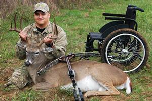 DeerWoundedWarrior