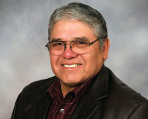 Louis Hicks, Second Chief, Muscogee (Creek) Nation