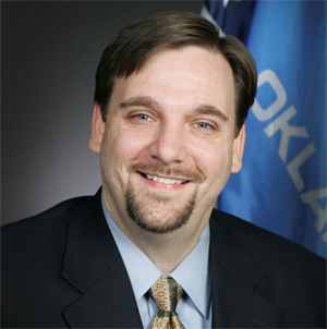Oklahoma State Election Board Secretary Paul Ziriax