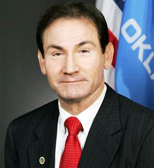 OK Sen. Ron Sharp (R-Dist 17) Shawnee