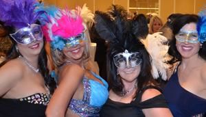 Shannon Romo, Lisa Malicott, Jennifer Peterman and Cyndi Wall - Photo provided
