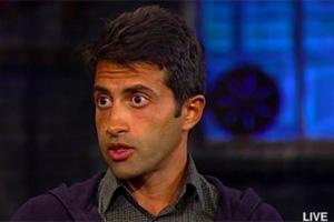Mosab Hassan Yousef. Photo TheBlaze TV