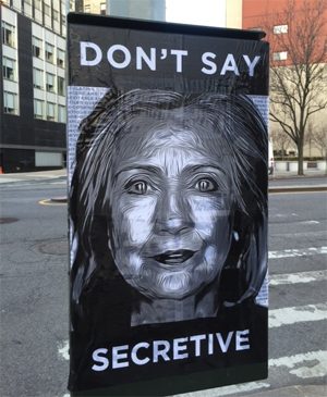 Street Art in Brooklyn. Photo: The Weekly Standard.