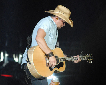 Country star Jason Aldean performs at the BOK Center on Friday, April 10th.