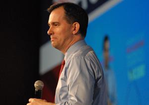 Gov. Scott Walker, Photo: Greg Duke, Tulsa Today
