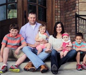 The Josh West Family