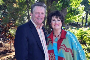 Mark and Cathy Costello