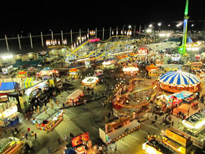 The 112 year old Tulsa State Fair represents heritage, family, values and quality entertainment in Oklahoma.