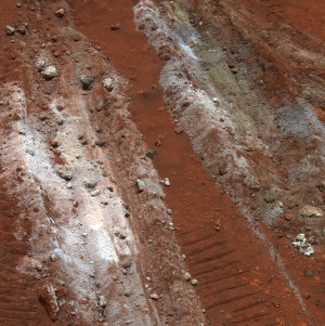 The discovery of silica-rich deposits on Mars adds compelling new evidence of ancient environments that might have been favorable for life.