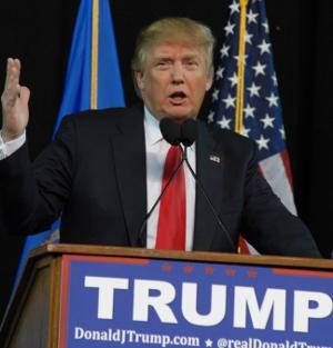 Donald Trump in Tulsa 1/20/2016. Photo by Greg Duke, Tulsa Today