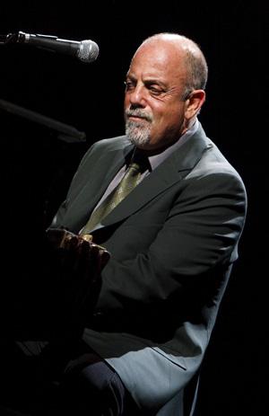 Billy Joel in Tulsa