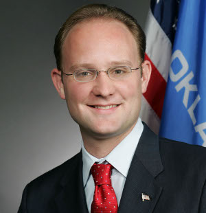 Rep. Scott Inman, D-Del City