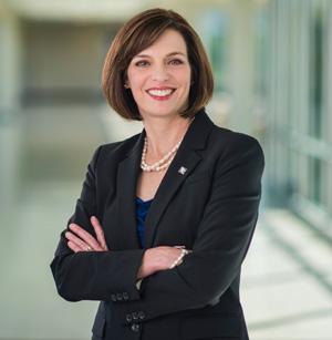 Tulsa Community College President & CEO Leigh B. Goodson, Ph.D.