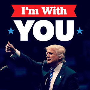 DonaldTrumpWithYou