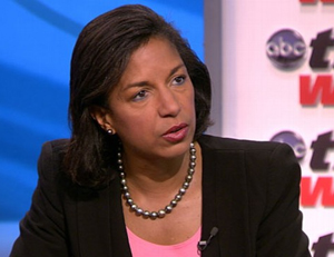 Susan Rice, National Security Advisor