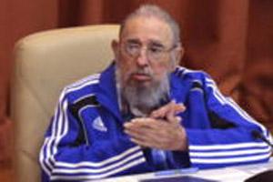 Fidel Castro 2016