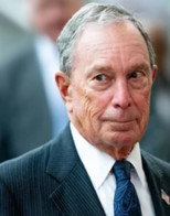 Thank you Mike Bloomberg