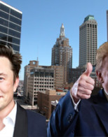 Tesla and Trump to Tulsa?